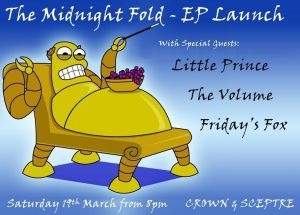 Midnight Fold EP Launch
